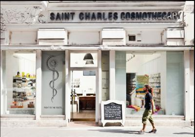 Saint Charles Cosmothecary